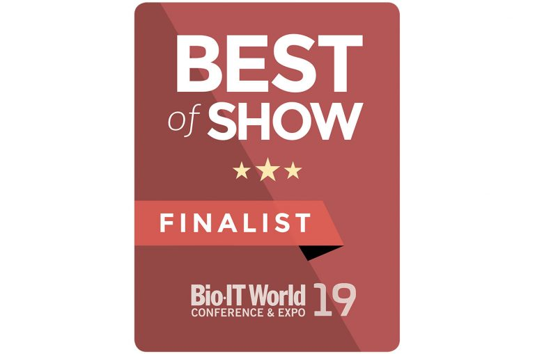 SciBite Best of Show Award finalists 2019