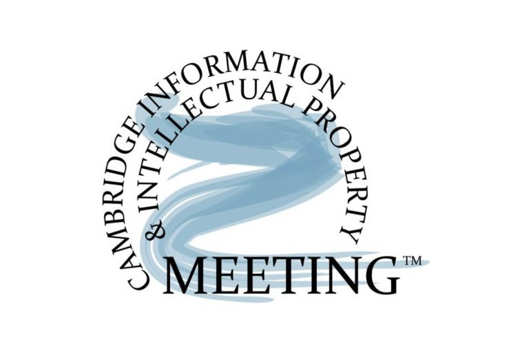 Cambridge Information and Intellectual Property Meeting (CIIPM)