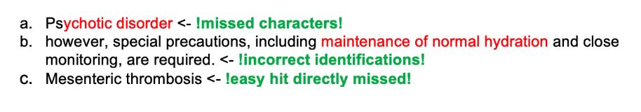 ML limitations