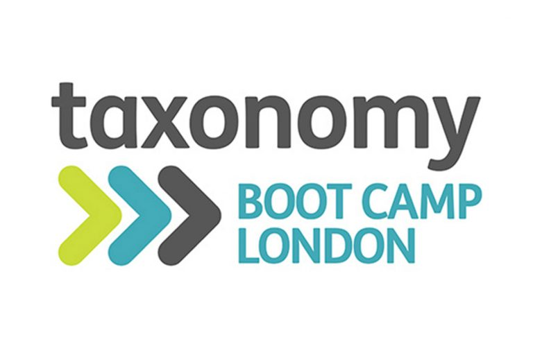 Taxonomy Boot Camp London 2019